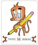triplemdesignz logo